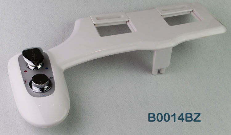 Bidet Toilet Attachment with Cold&hot Water&double Nozzle 1