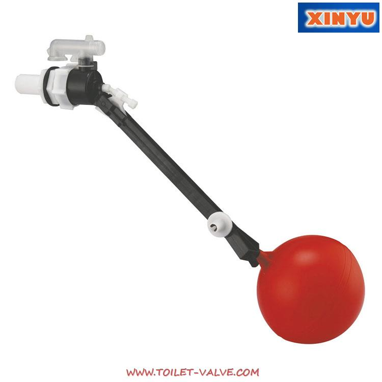 Side Entry Toilet Cistern Ball Valve