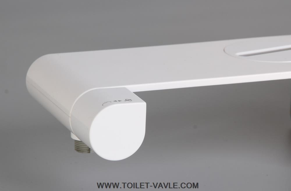 Single Nozzle Toilet Cold Bidet with Self-cleaning 1