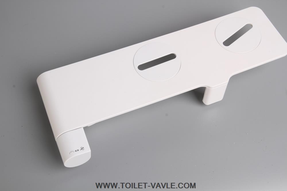 Single Nozzle Toilet Cold Bidet with Self-cleaning 6