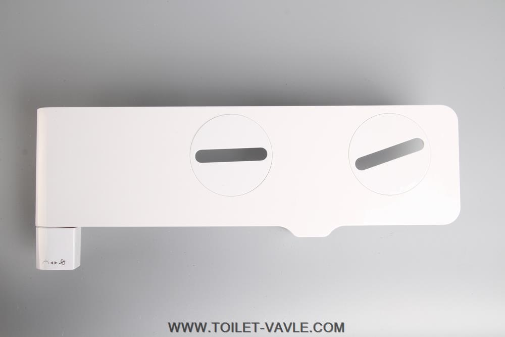 Single Nozzle Toilet Cold Bidet with Self-cleaning 7