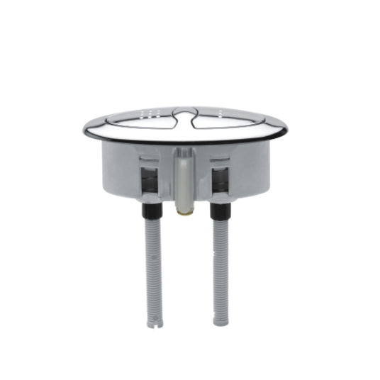 Toilet Oval Dual Push Button A36181