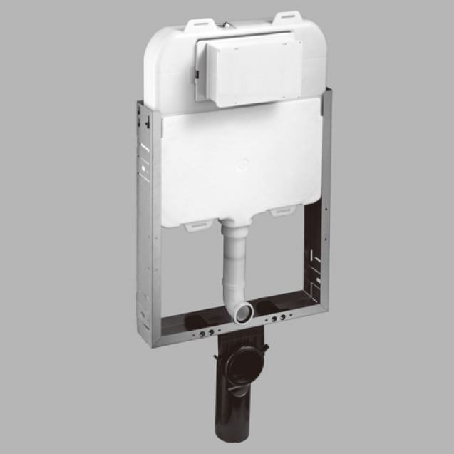 K301-B01 concealed cistern,(with 280599 sheet metal frame),for sold wall