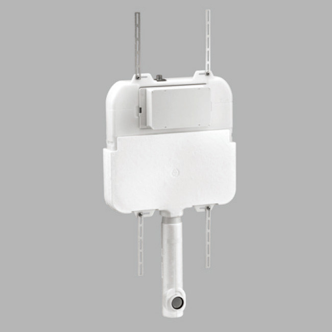 K301-D02 concealed cistern,one-piece,for squatting toilet